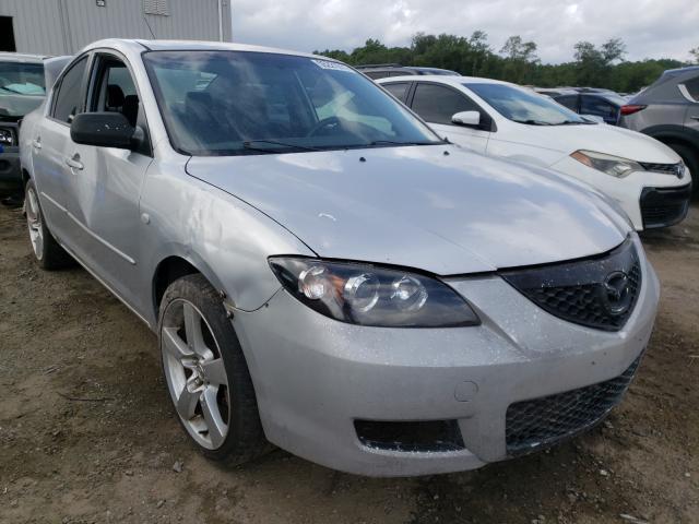 Vehiculos salvage en venta de Copart Jacksonville, FL: 2007 Mazda 3 I