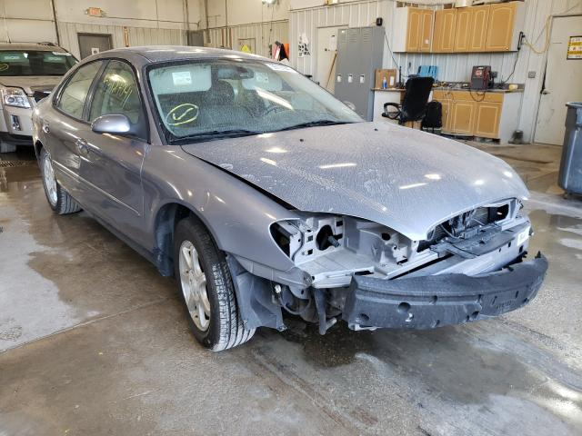 Salvage cars for sale from Copart Columbia, MO: 2007 Ford Taurus SEL