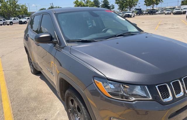 2018 Jeep Compass SP en venta en Oklahoma City, OK
