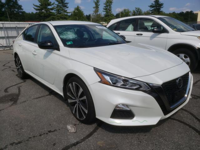 2019 Nissan Altima SR for sale in Exeter, RI