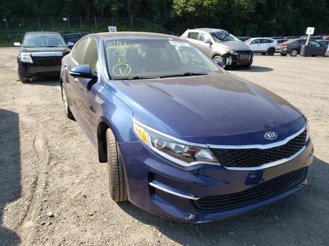 KIA salvage cars for sale: 2018 KIA Optima LX