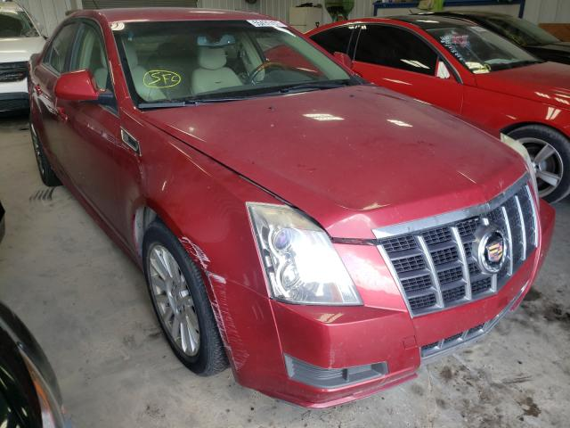 Cadillac salvage cars for sale: 2012 Cadillac CTS Luxury