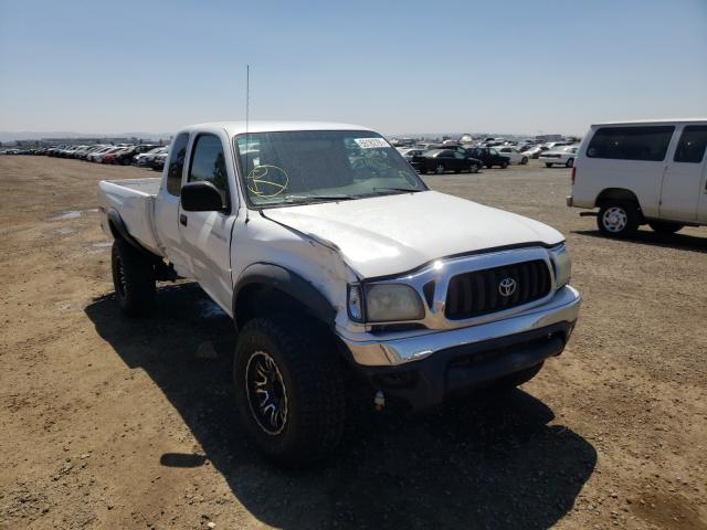 Salvage cars for sale from Copart San Diego, CA: 2004 Toyota Tacoma XTR