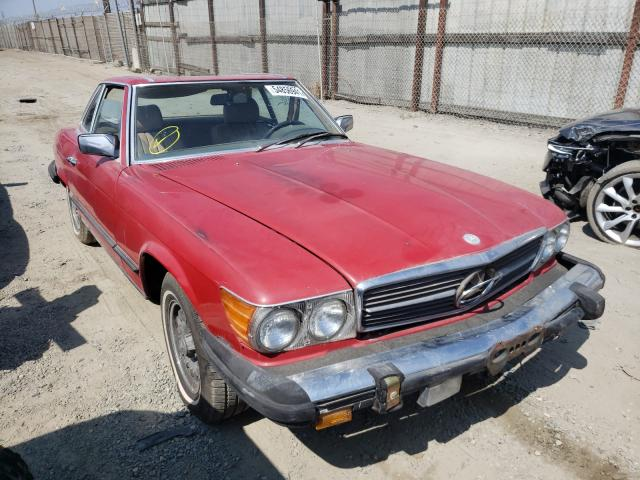 1982 Mercedes-Benz 380 SL for sale in Los Angeles, CA