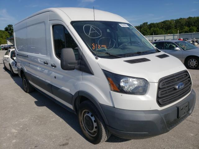 Salvage cars for sale from Copart Rogersville, MO: 2015 Ford Transit T