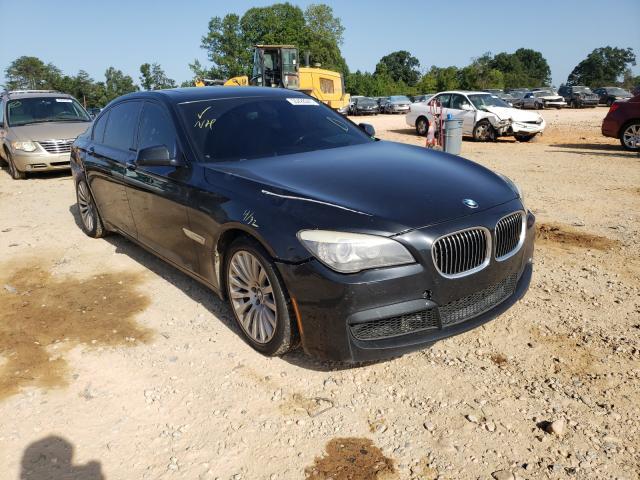 Vehiculos salvage en venta de Copart China Grove, NC: 2011 BMW 750 LI