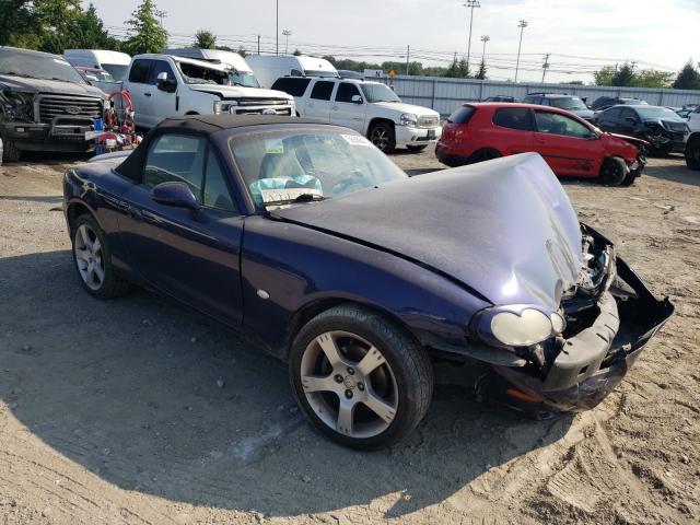 Mazda Miata salvage cars for sale: 2003 Mazda Miata