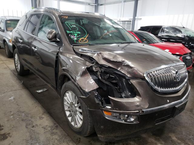 Salvage cars for sale from Copart Ham Lake, MN: 2011 Buick Enclave CX