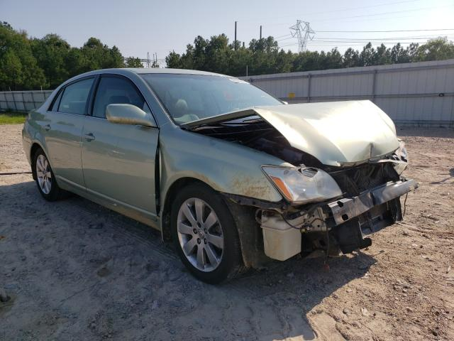 Salvage cars for sale at Charles City, VA auction: 2005 Toyota Avalon XL