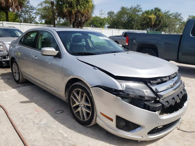 Salvage cars for sale from Copart West Palm Beach, FL: 2011 Ford Fusion SEL