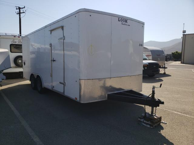 Look salvage cars for sale: 2021 Look Trailer