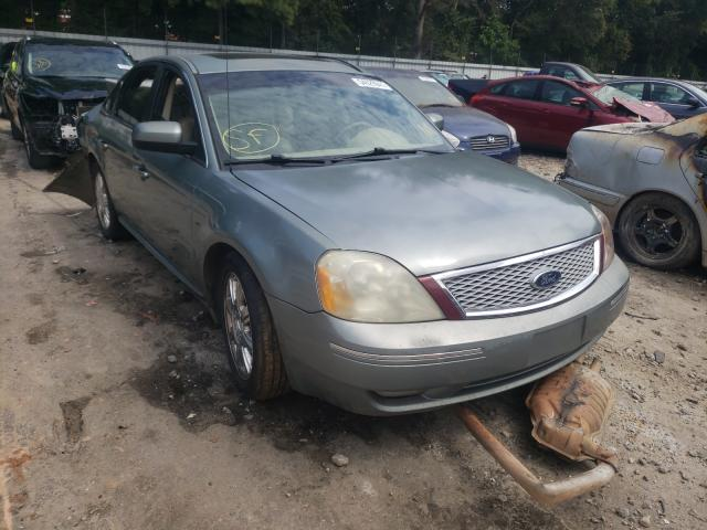 Salvage cars for sale from Copart Austell, GA: 2007 Ford Five Hundr