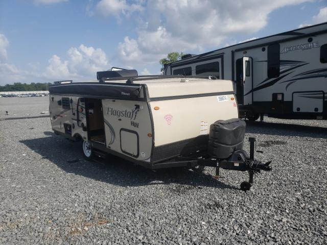 Flagstaff salvage cars for sale: 2019 Flagstaff POP Up TRA