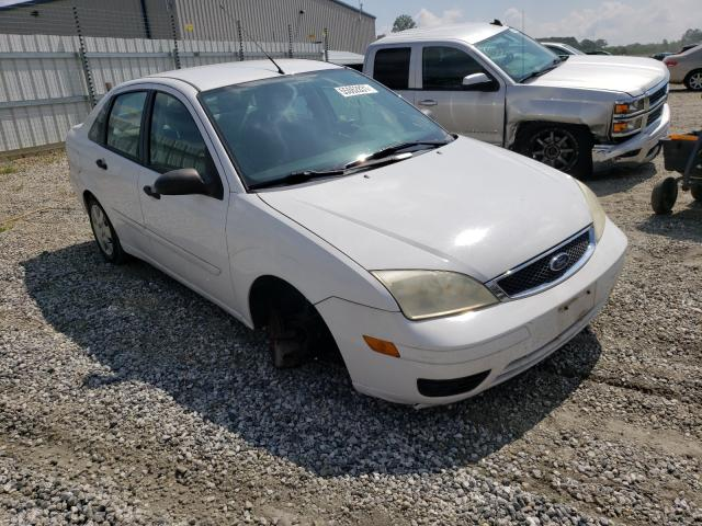 Vehiculos salvage en venta de Copart Spartanburg, SC: 2006 Ford Focus ZX4