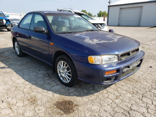 Subaru Vehiculos salvage en venta: 2001 Subaru Impreza L