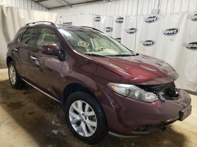 Salvage cars for sale from Copart Tifton, GA: 2014 Nissan Murano S