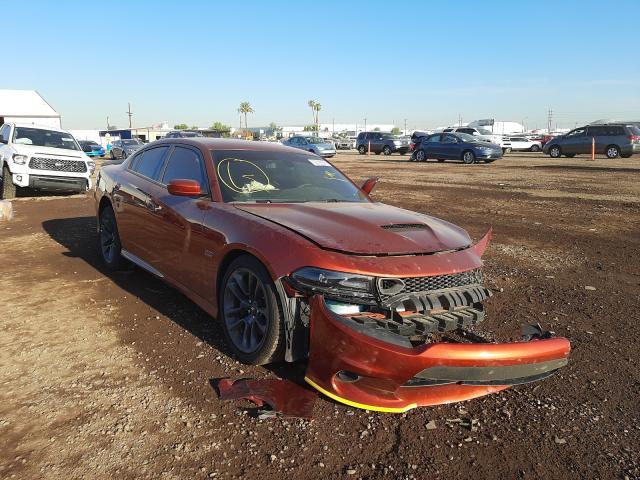 Salvage cars for sale at Phoenix, AZ auction: 2021 Dodge Charger SC