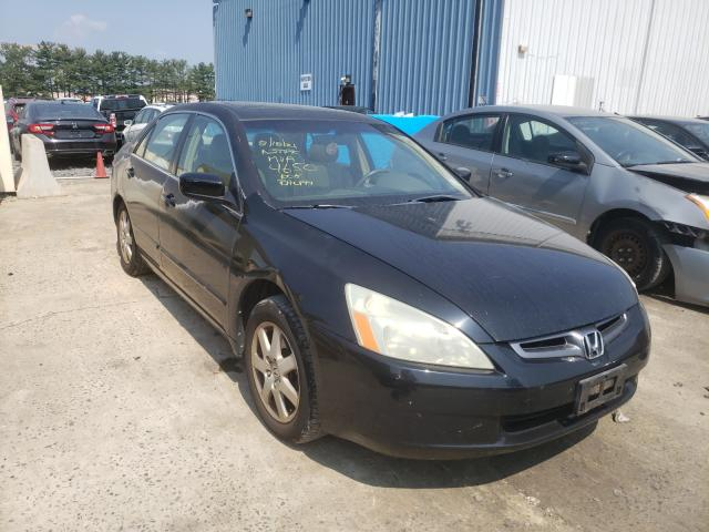 Salvage cars for sale from Copart Grantville, PA: 2005 Honda Accord EX