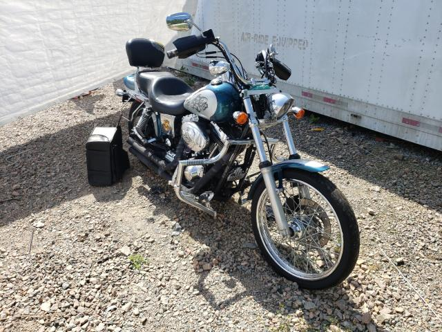 Salvage motorcycles for sale at Charles City, VA auction: 2004 Harley-Davidson Fxdwg