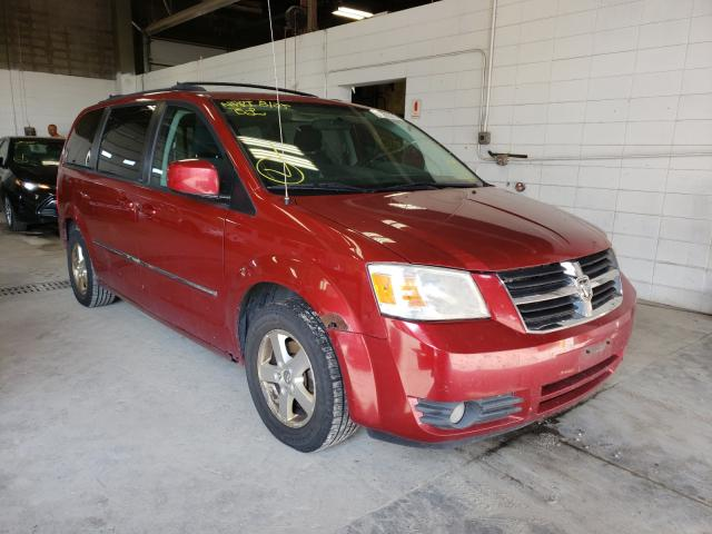 Salvage cars for sale from Copart Blaine, MN: 2008 Dodge Grand Caravan