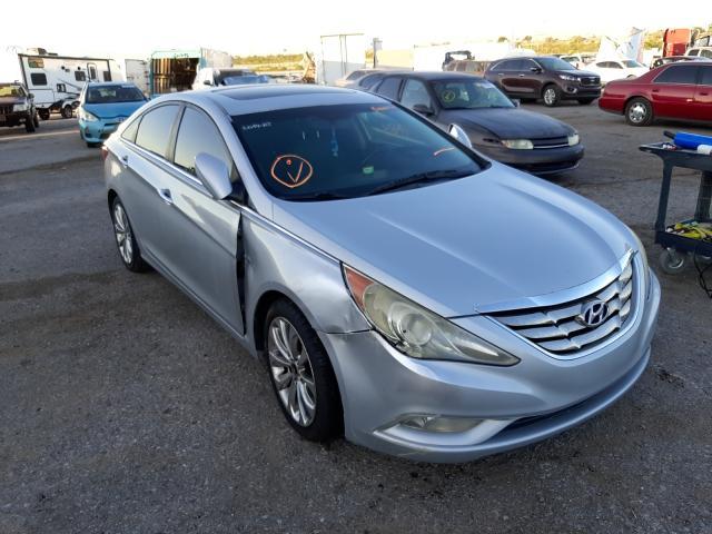 Salvage cars for sale at Tucson, AZ auction: 2011 Hyundai Sonata SE