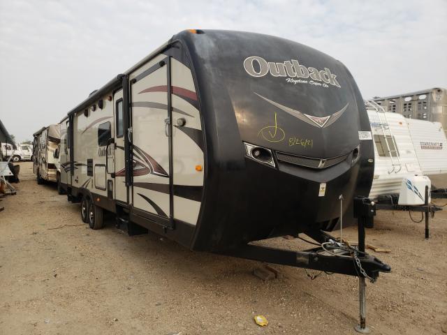 Keystone salvage cars for sale: 2014 Keystone Outback