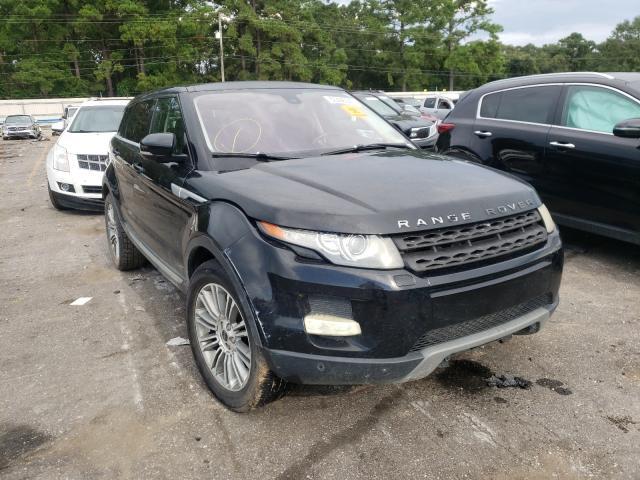 Vehiculos salvage en venta de Copart Eight Mile, AL: 2012 Land Rover Range Rover