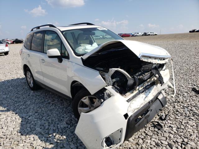 Salvage cars for sale from Copart Earlington, KY: 2016 Subaru Forester 2