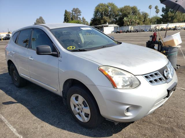Salvage cars for sale from Copart Van Nuys, CA: 2012 Nissan Rogue S