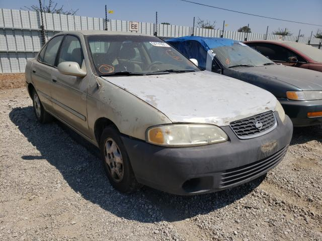 Salvage cars for sale from Copart San Martin, CA: 2003 Nissan Sentra XE