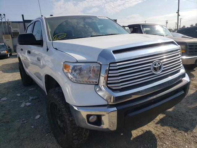 2017 Toyota Tundra CRE en venta en Los Angeles, CA