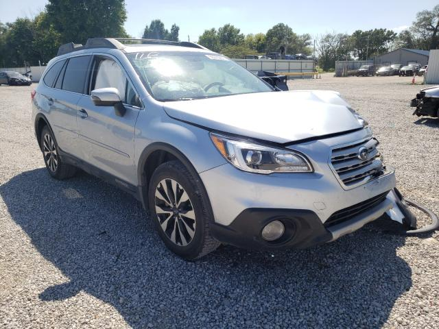 Salvage cars for sale at Wichita, KS auction: 2016 Subaru Outback 3