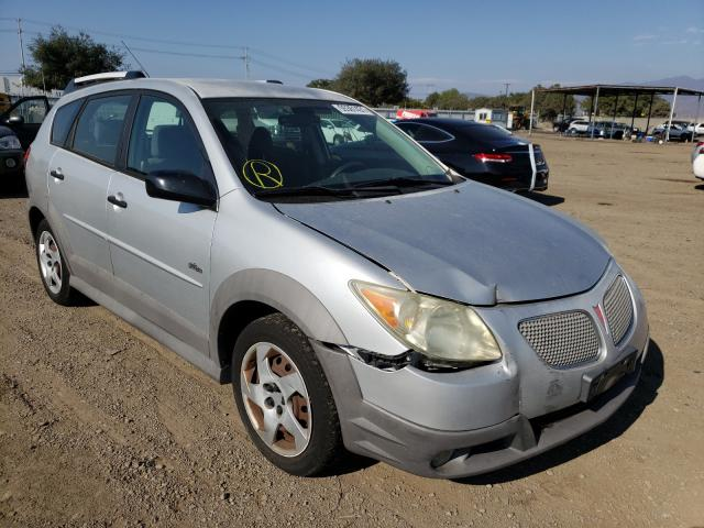 Salvage cars for sale from Copart San Diego, CA: 2005 Pontiac Vibe