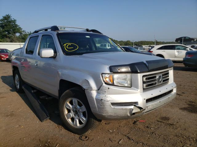 Salvage cars for sale from Copart Brookhaven, NY: 2006 Honda Ridgeline