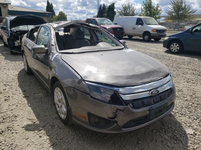 Salvage 2011 FORD FUSION - Small image. Lot 55648101