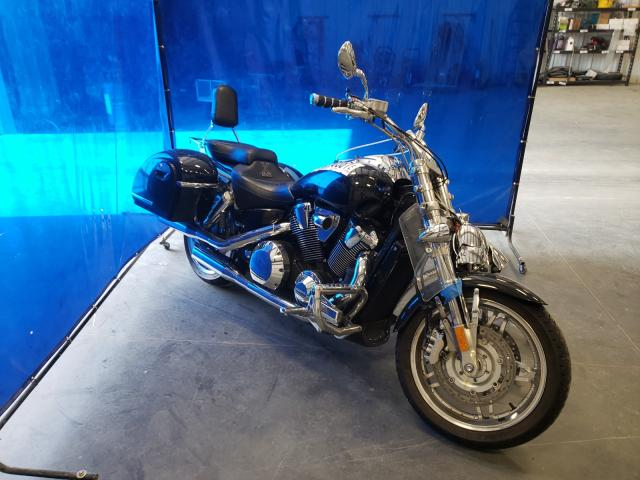 Salvage cars for sale from Copart Spartanburg, SC: 2008 Honda VTX1800 F3