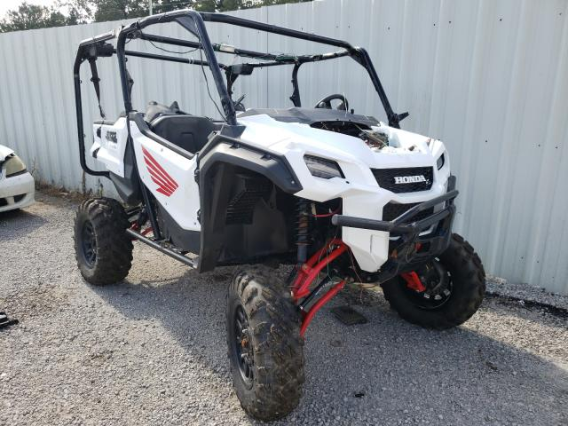 Salvage cars for sale from Copart Greenwell Springs, LA: 2016 Honda SXS1000 M5