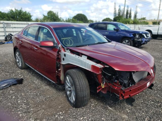 Lincoln Vehiculos salvage en venta: 2013 Lincoln MKS