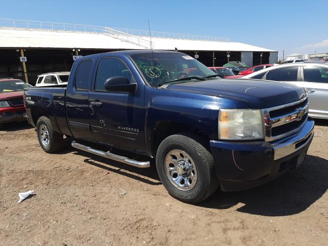 Salvage cars for sale from Copart Phoenix, AZ: 2011 Chevrolet Silverado