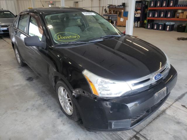 Vehiculos salvage en venta de Copart Avon, MN: 2011 Ford Focus SE