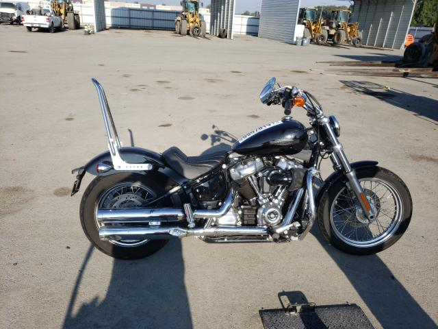 Salvage cars for sale from Copart San Diego, CA: 2020 Harley-Davidson Fxst