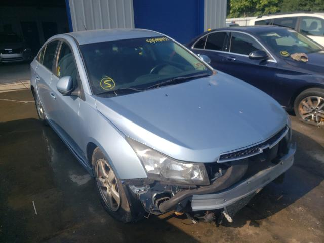 Salvage cars for sale from Copart Glassboro, NJ: 2011 Chevrolet Cruze LT