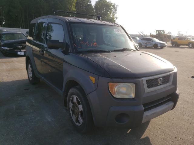 Vehiculos salvage en venta de Copart Dunn, NC: 2004 Honda Element EX