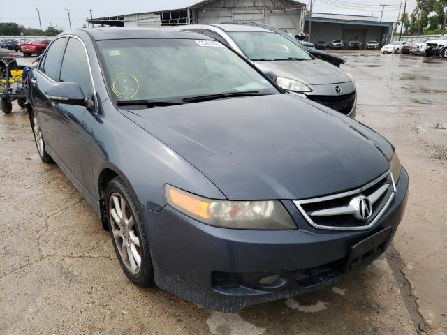 Salvage cars for sale from Copart Corpus Christi, TX: 2008 Acura TSX