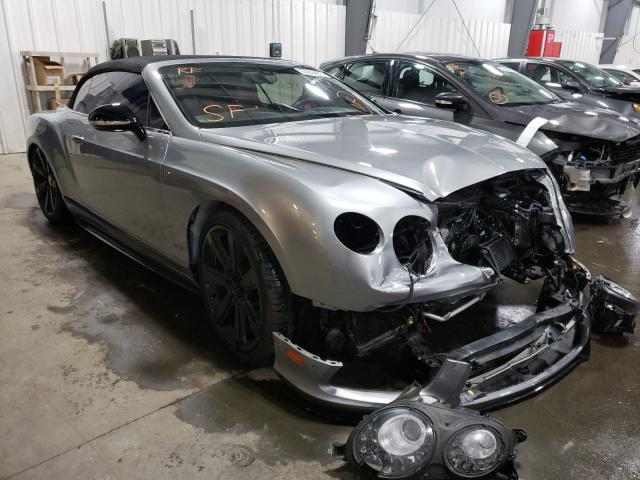 Bentley salvage cars for sale: 2015 Bentley Continental