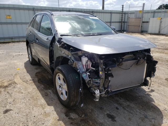 Salvage cars for sale at Conway, AR auction: 2021 Toyota Rav4 XLE