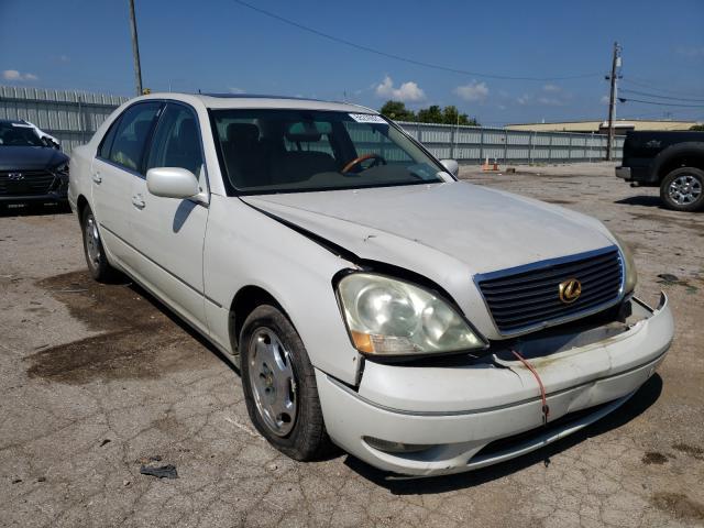 Lexus Vehiculos salvage en venta: 2002 Lexus LS 430