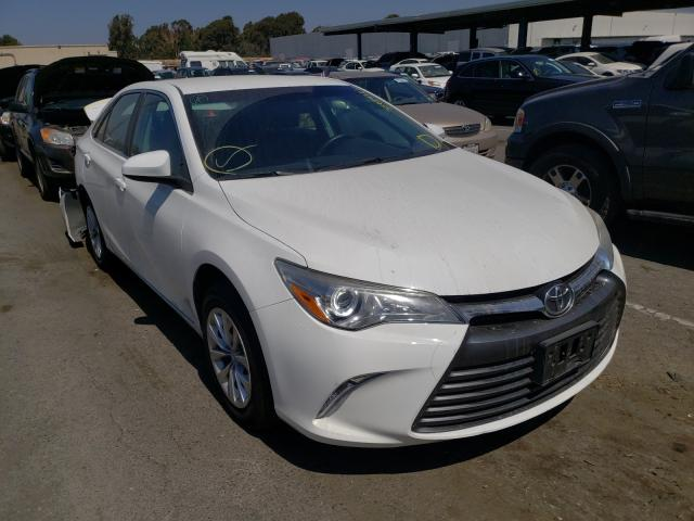 Salvage cars for sale from Copart Hayward, CA: 2016 Toyota Camry LE