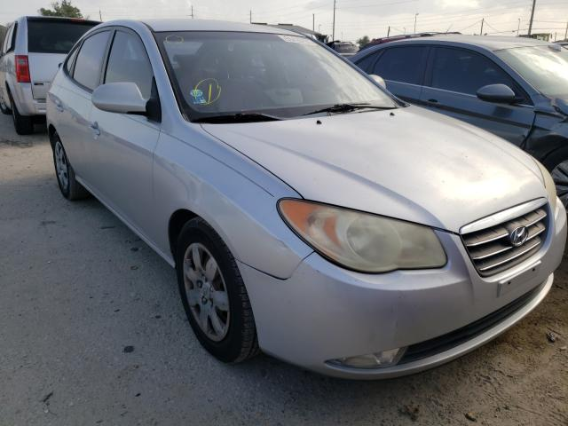 Salvage cars for sale from Copart Riverview, FL: 2007 Hyundai Elantra GL