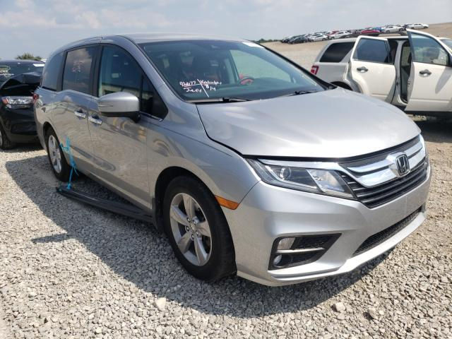 Salvage cars for sale from Copart Earlington, KY: 2019 Honda Odyssey EX